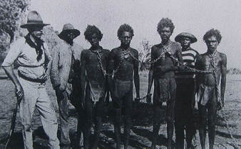 European control some Aboriginals